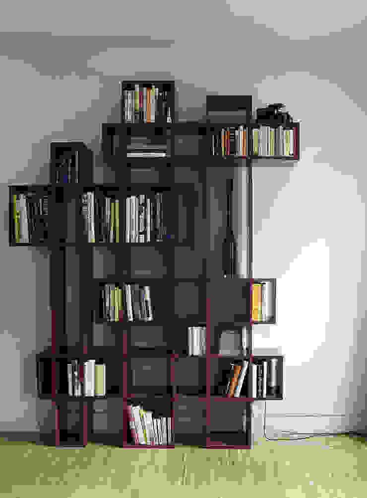 Librería Ecco de Ines Benavides Minimalista