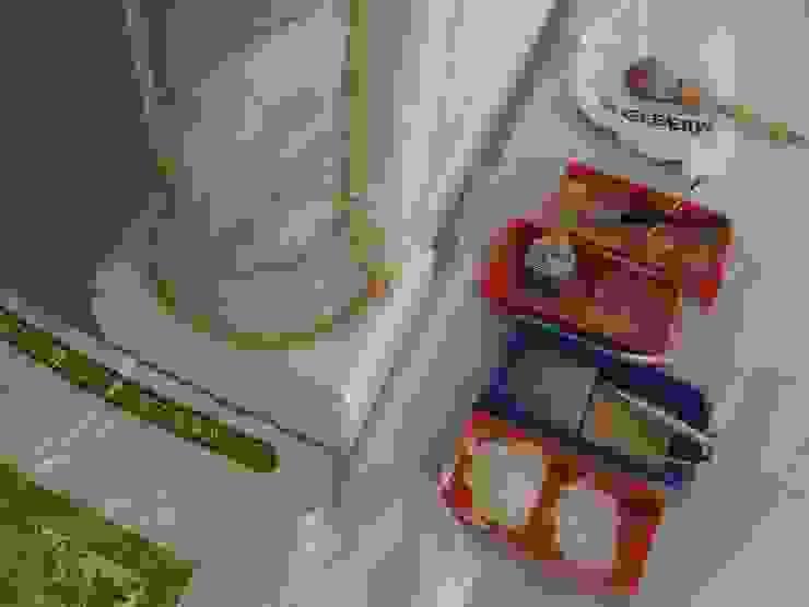 Marmormalerei Rosa Portogallo vor der Endlackierung Illusionen mit Farbe Flur, Diele & TreppenhausAccessoires und Dekoration