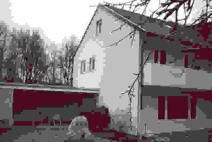 Umbau Doppelhaushälfte von WSM ARCHITEKTEN