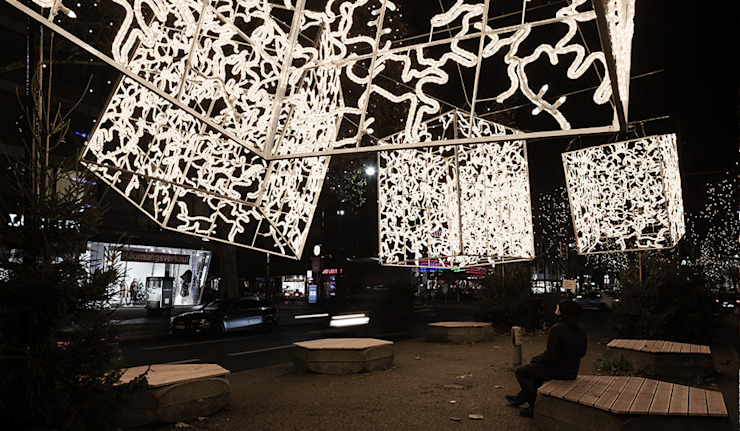Modern offices & stores by Brut Deluxe Architektur + Design Modern
