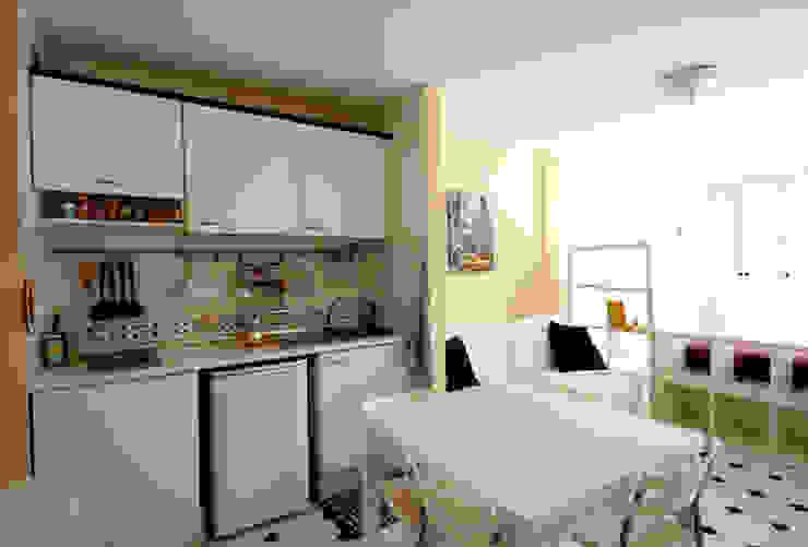 Modern kitchen by Coffee Architects Modern