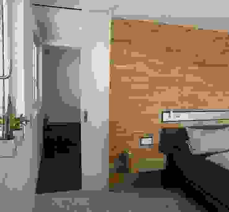 Modern style bedroom by Architekturbüro HOFFMANN Modern