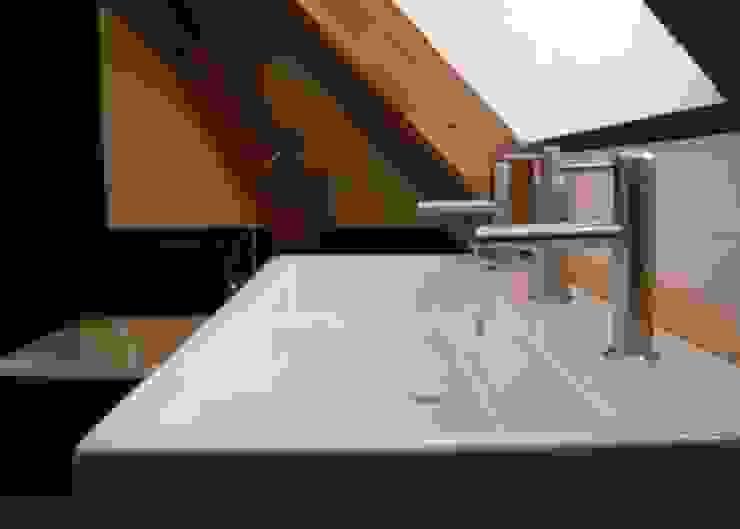 Baños de estilo moderno de Spaett Architekten GmbH Moderno