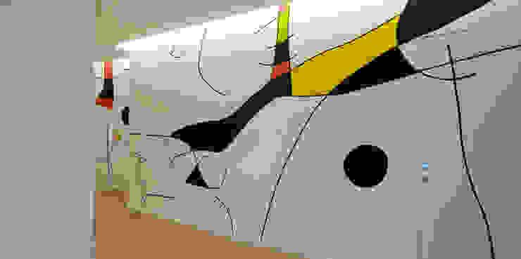 Kindergarten S.M.Goretti Extension の Comoglio Architetti