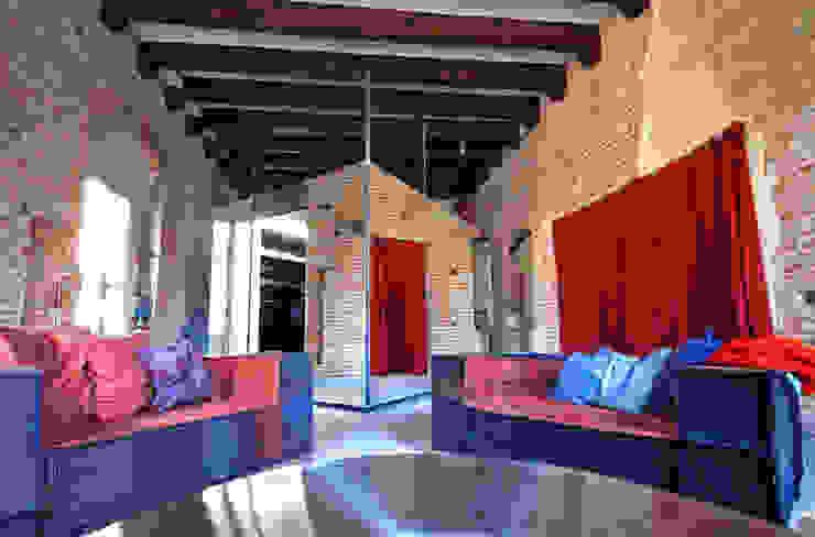La casa di Eli Soggiorno di GAP Studio