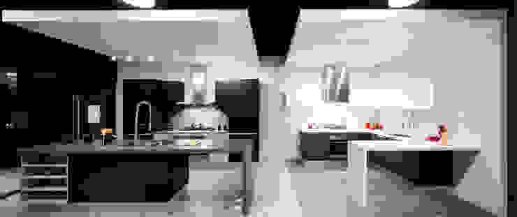 Modern kitchen by Boato Cocinas Modern