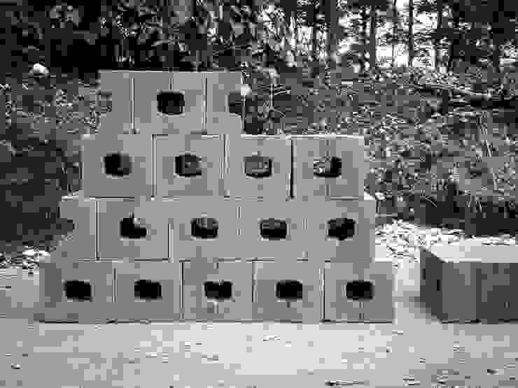 Montessori_Imagen 12 de Komoni Arquitectos Rústico
