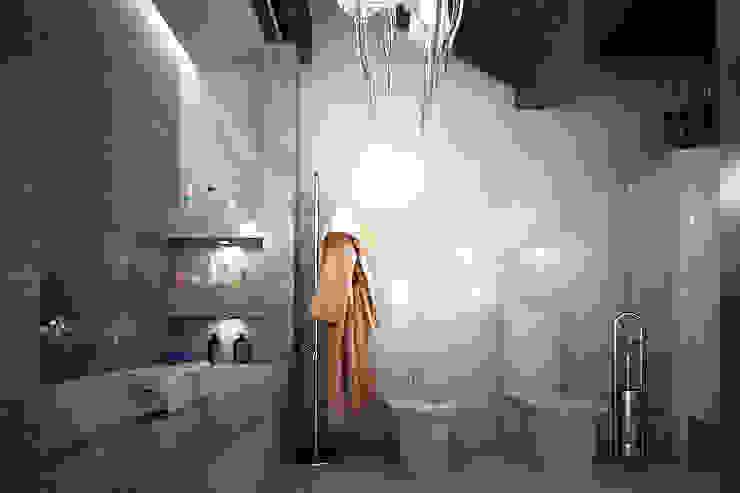 """3D визуализация """"ванная комната 2"""" от Forma-T studio Эклектичный"""