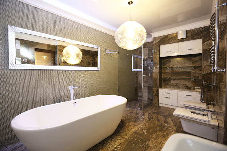 фото ванная комната от Forma-T studio Эклектичный