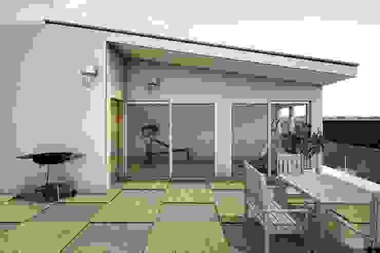 Casa X Gimnasios domésticos modernos de REA + m3 Taller de Arquitectura Moderno