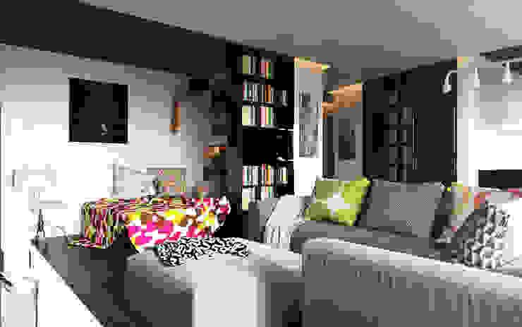 Гостиная Гостиная в стиле лофт от Stanislav Booth Лофт