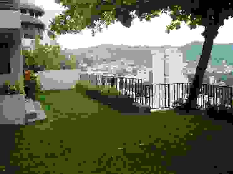 Terraza /jardin estado original ARQUELIGE
