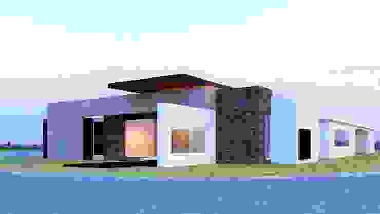 BELLEZA ABSOLUTA Casas modernas de SYD CONSTRUCTORES Moderno