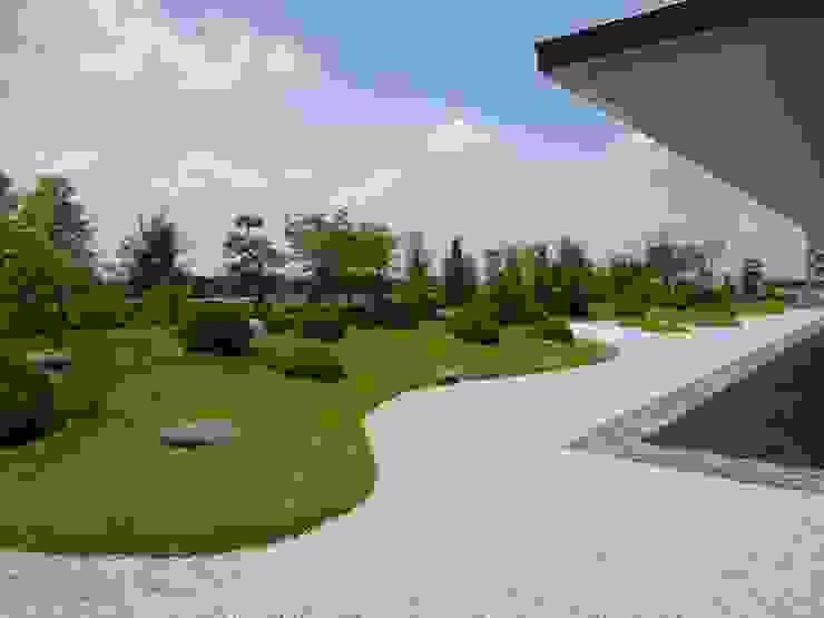 茨城県つくば市 屋上庭園 オリジナルな 庭 の 株式会社 髙橋造園土木 Takahashi Landscape Construction.Co.,Ltd オリジナル