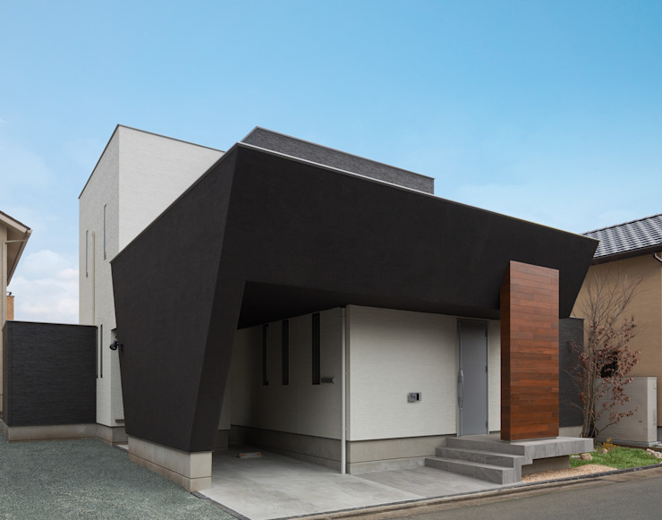 Modern Houses by Architect Show Co.,Ltd Modern