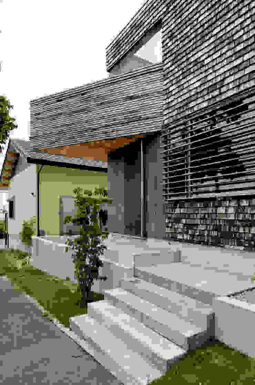 ROOF/M カントリーな 家 の eu建築設計 カントリー