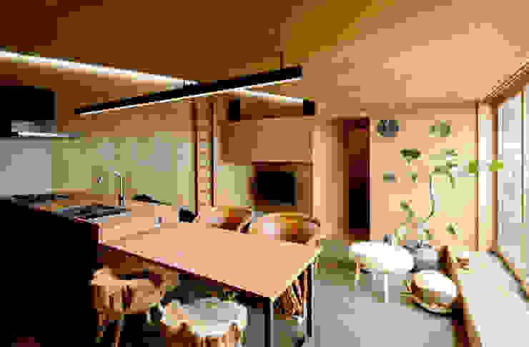 Comedores de estilo rural de eu建築設計 Rural