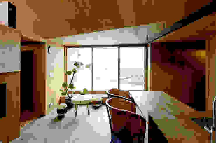 Salas de estilo rural de eu建築設計 Rural