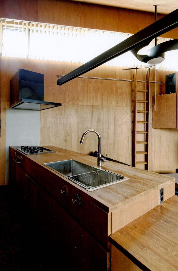 Cocinas de estilo rural de eu建築設計 Rural