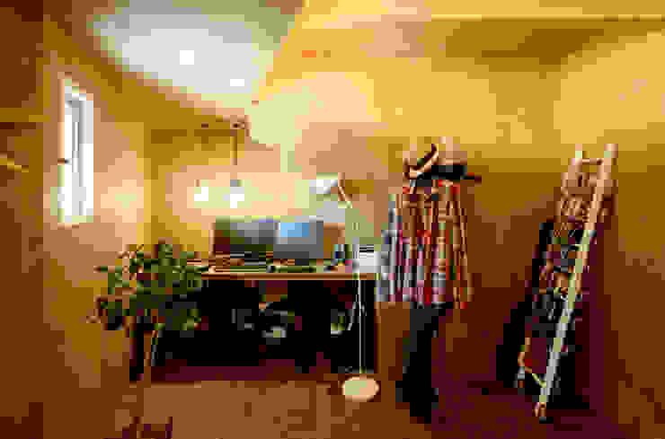 Oficinas de estilo rural de eu建築設計 Rural
