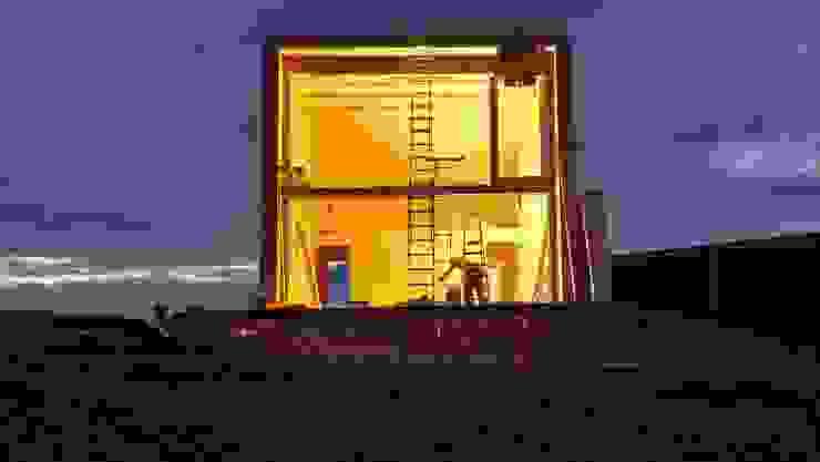 por THULE Blockhaus GmbH - Ihr Fertigbausatz für ein Holzhaus Moderno