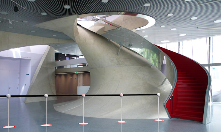 Comoglio Architetti의 현대 , 모던