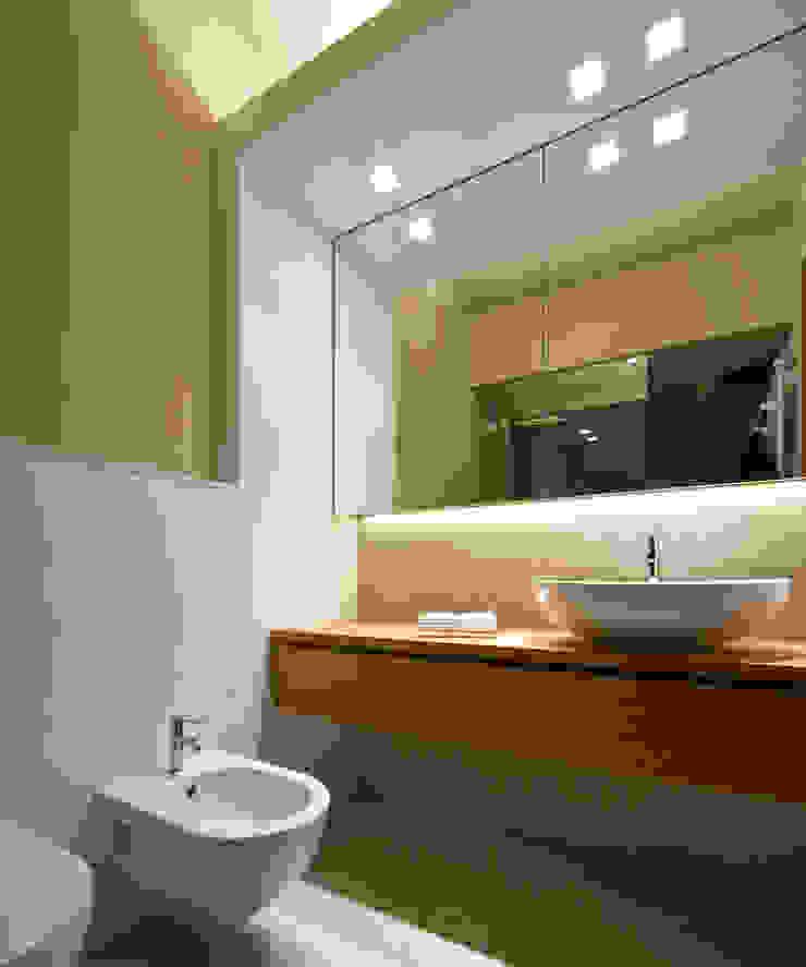 CHB house Banheiros clássicos por Comoglio Architetti Clássico