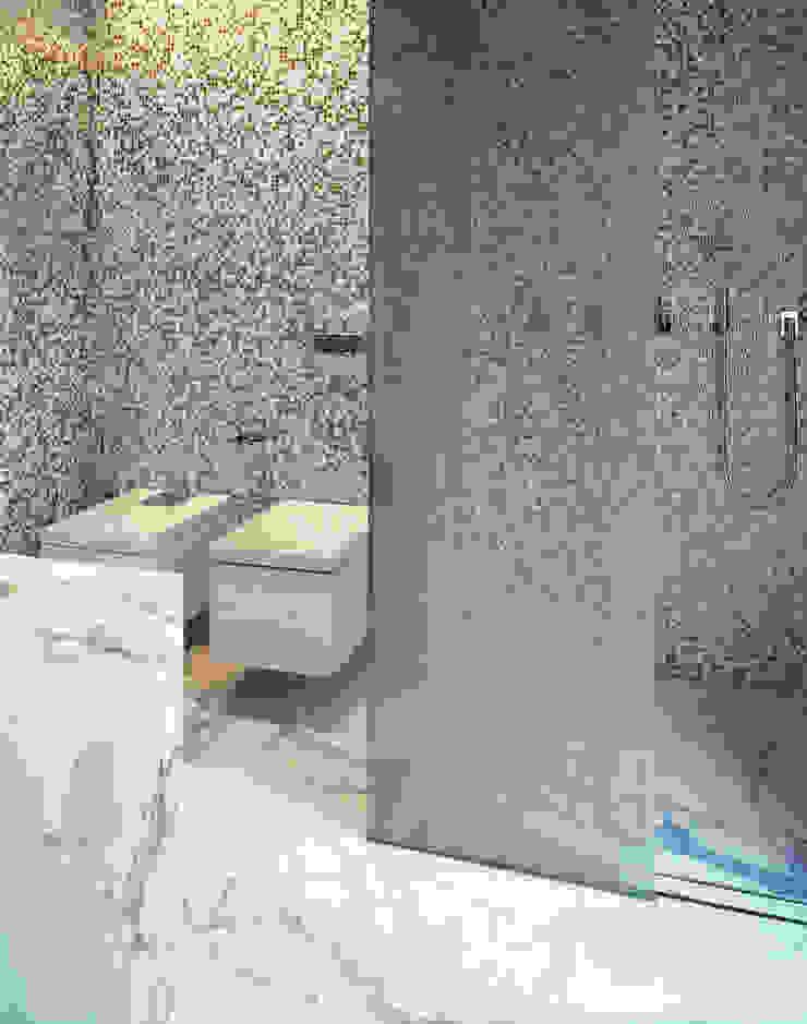 Goldfinkweg Moderne Badezimmer von Davide Rizzo Modern