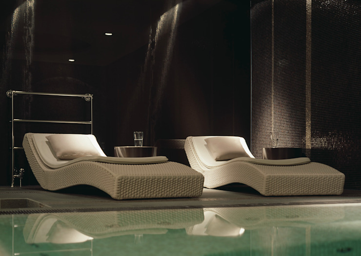 Goldfinkweg Moderner Spa von Davide Rizzo Modern