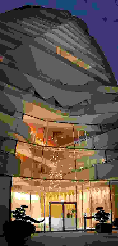 Casas modernas de Davide Rizzo Moderno
