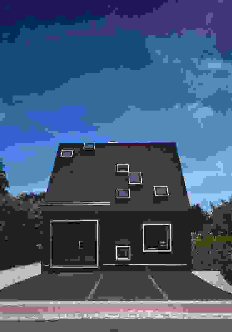 Ansicht Tag Häuser von Peter Haimerl . Architektur