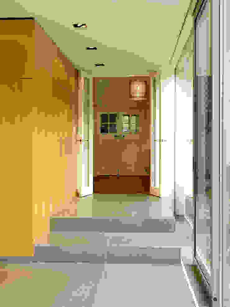 Wimbledon by Gregory Phillips Architects Сучасний