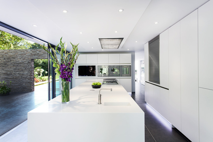 AR Design Studio- Abbots Way Modern style kitchen by AR Design Studio Modern