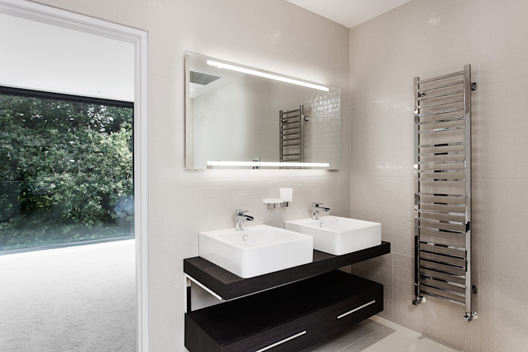 AR Design Studio- Abbots Way Modern Bathroom by AR Design Studio Modern