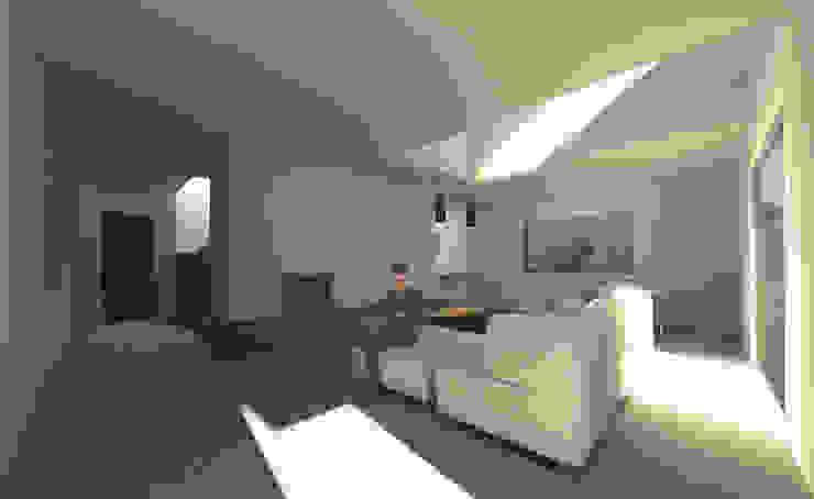 客廳室 根據 Conzinu Desteghene Architetti