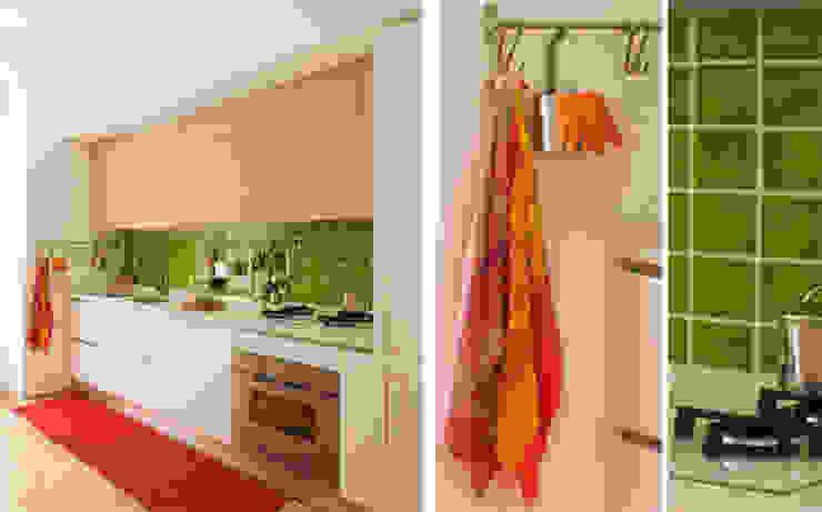 CASA PRIVATA 01 – ristrutturazione d'interni Cucina moderna di 81millimetri Moderno