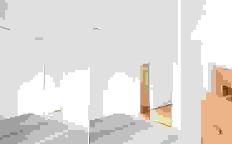 CASA PRIVATA 01 - ristrutturazione d'interni Camera da letto moderna di 81millimetri Moderno