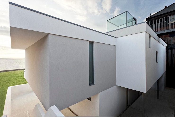 AR Design Studio- Lighthouse 65 Casas modernas: Ideas, imágenes y decoración de AR Design Studio Moderno
