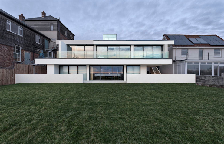 Projekty,  Domy zaprojektowane przez AR Design Studio