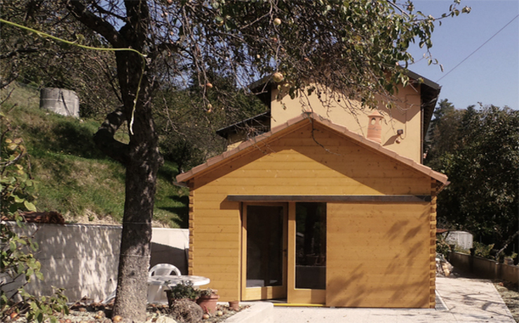 Casas campestres por 81millimetri Campestre