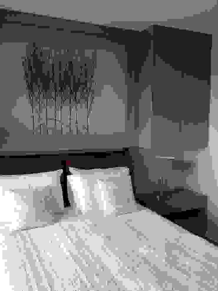 Chambre Adultes Chambre moderne par Texture Designed by G. Moderne