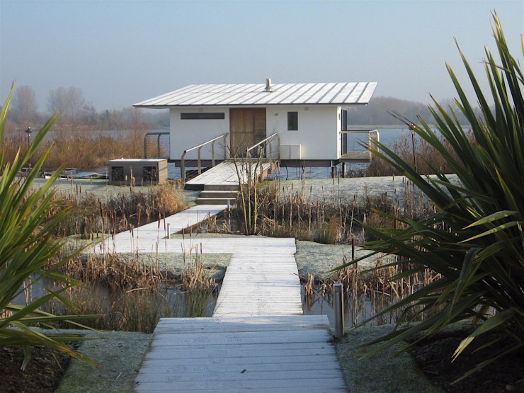 AR Design Studio- The Boat House Maisons modernes par AR Design Studio Moderne