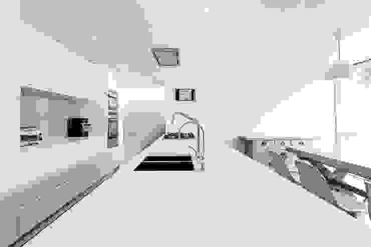 AR Design Studio- The Medic's House AR Design Studio Dapur Modern