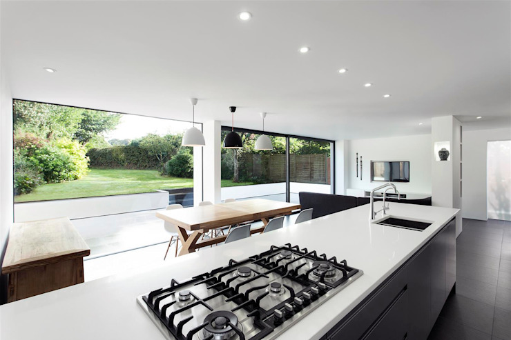 AR Design Studio- The Medic's House Modern kitchen by AR Design Studio Modern