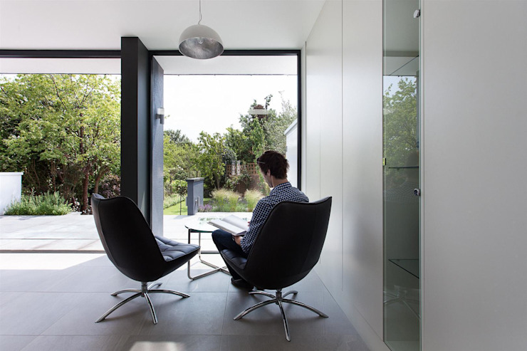 AR Design Studio- Elm Court Modern living room by AR Design Studio Modern