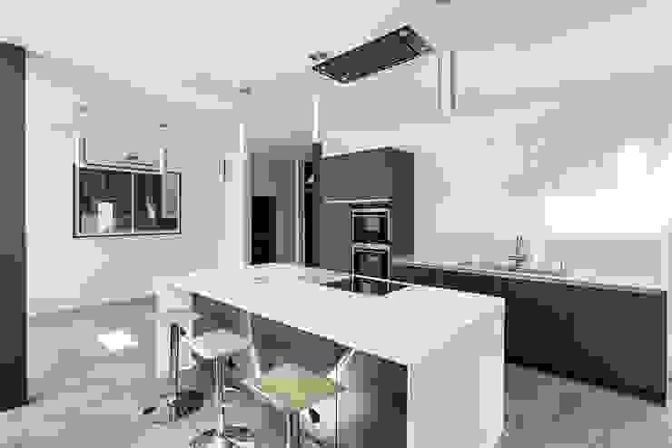 AR Design Studio- Elm Court Modern kitchen by AR Design Studio Modern