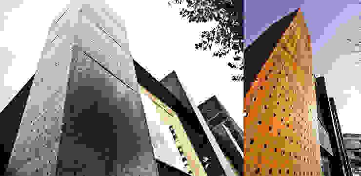 Giorgia Boutique <q>ur-former project</q> Negozi & Locali commerciali moderni di Enrico Muscioni Architect Moderno