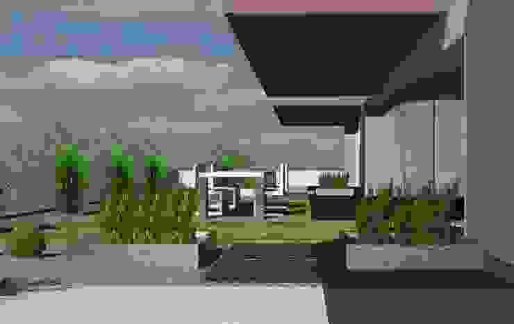 Art Bor Concept Balcones y terrazas de estilo moderno