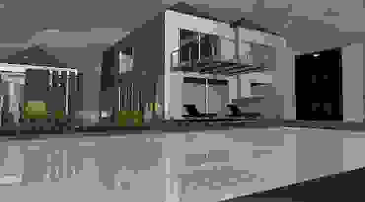 Casas modernas: Ideas, imágenes y decoración de Art Bor Concept Moderno