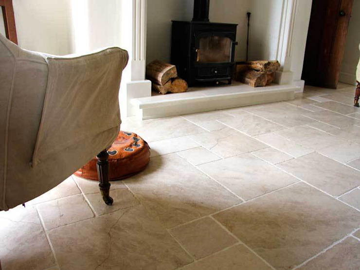 LIMESTONE FLOOR TILES: classic  by DT Stone Ltd, Classic